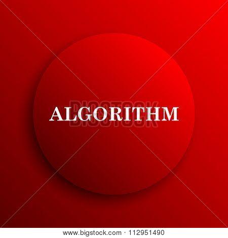 Algorithm Icon