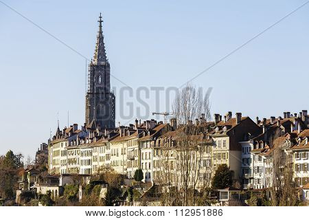 City Center Of Bern, General View