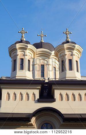 Beautiful Orthodox Church