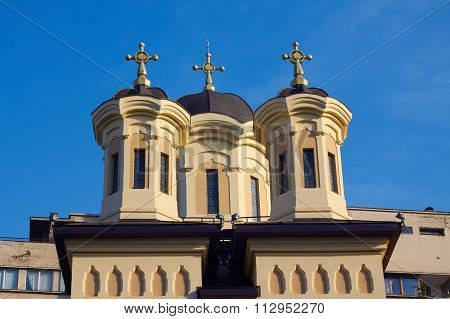 Beautiful Orthodox Church