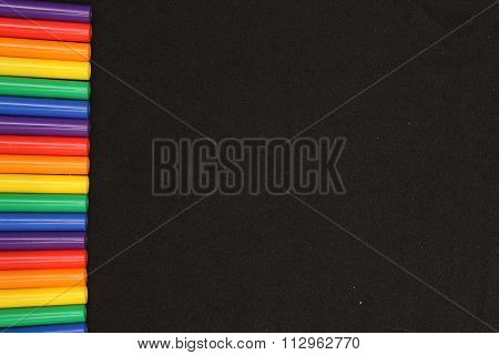 Colored Marker Lids - Image 1