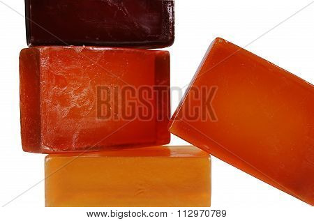 Colored Soaps