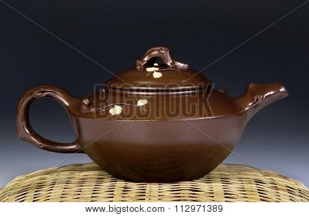 Antique Yixing Tea Pot.