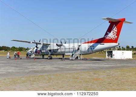 Inhambane Airport, Mozambique