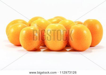 Kumquat Fruit Orange