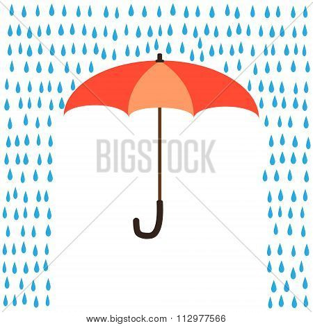 Umbrella Protection From Rain