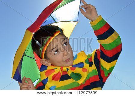 Cute Kid Play