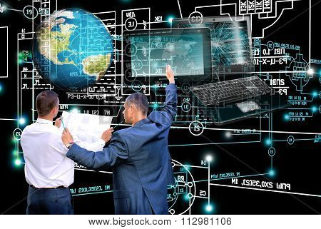 E-designing computer engineering technology