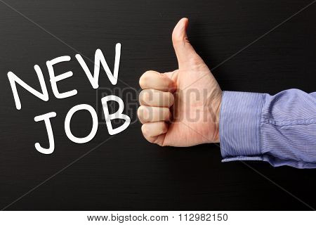 Thumbs Up For A New Job