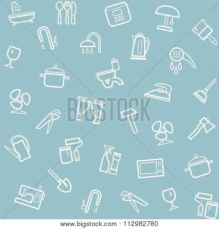 Household Goods, Home, Backgr...