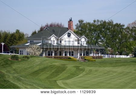 Golf Course- Langdon Farms