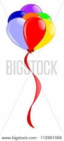 Flyaway Balloons