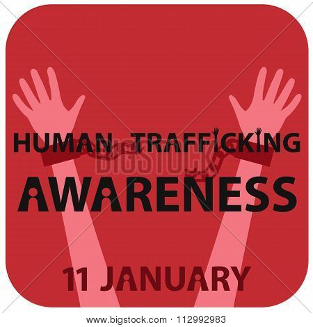 Human Trafficking Awareness Day 6
