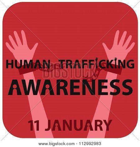 Human Trafficking Awareness Day 6