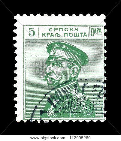 Serbia 1911