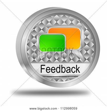 Feedback button