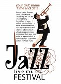 ������, ������: Jazz poster concept