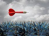 Постер, плакат: Individuality Strategy