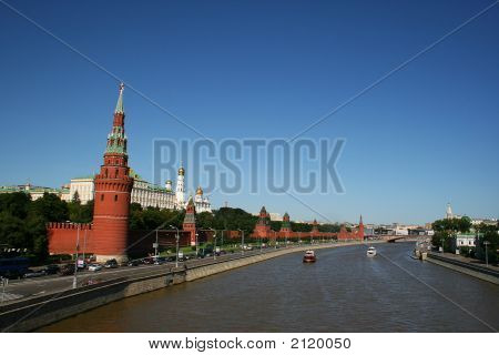 Moscow River 2