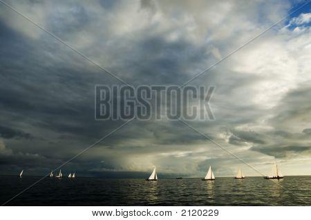 Sailing Boats 12