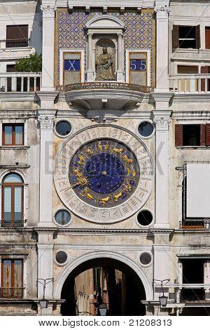 St. Marco Clocktower