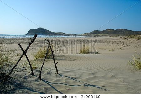 Genoveses Beach