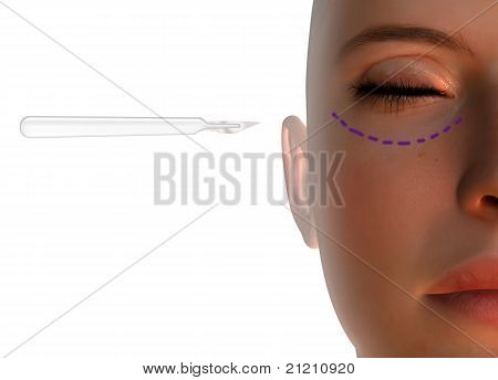 Plastic Surgery On Female Face