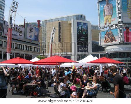 National Aboriginal Day in Toronto, Canada