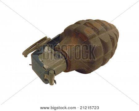 Dummy hand grenade