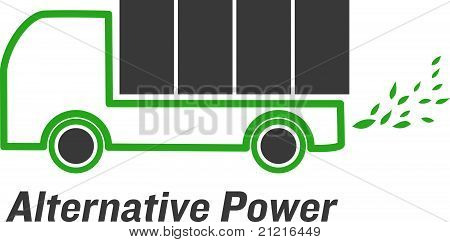 vector alternative power truck