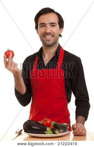 Chef Tomatoe