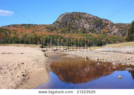 acadia national park in bar harbor, maine