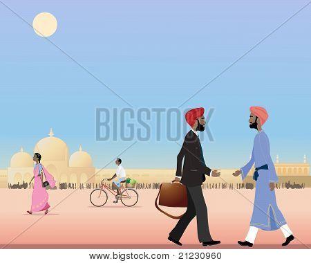 Punjabi Meeting