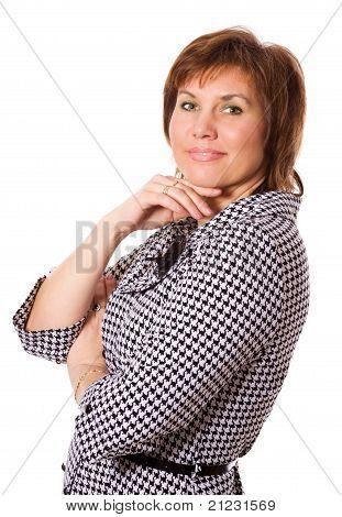 Mulher de meia idade