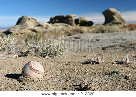 Seriously Lost Baseball