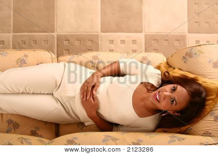Model In Home Sweet Home