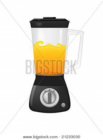 Blender With Juice