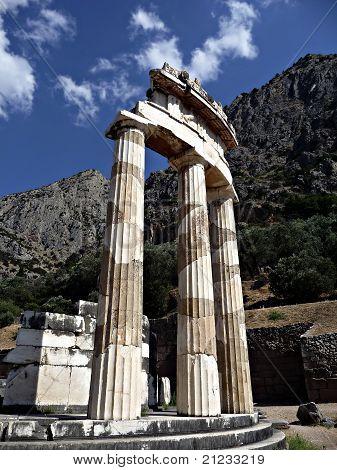 Athena Temple