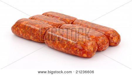 Fresh Italian Hot Sausage