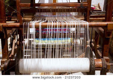 antique vintage spinner machine