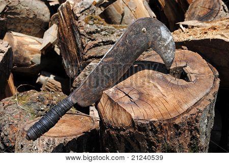 bill hook ax