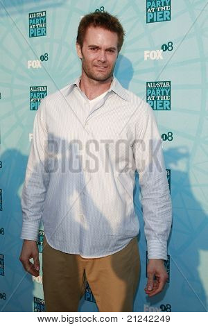SANTA MONICA - JULY 14: Garret Dillahunt at the Fox TCA Summer Party in Santa Monica, California on July 14, 2008.