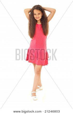 Beauty Fashionable Girl