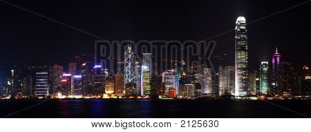 Panorama de Hong Kong