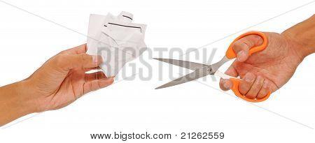 Scissors Beats Paper