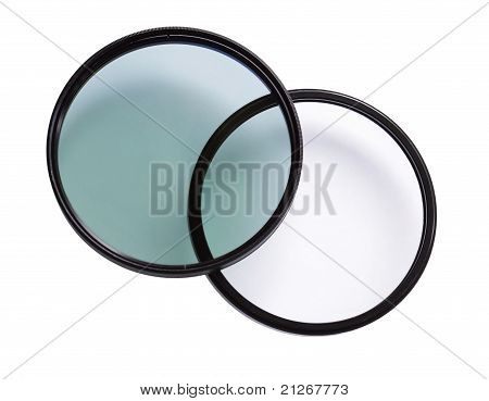 Optical Polarizing Filter