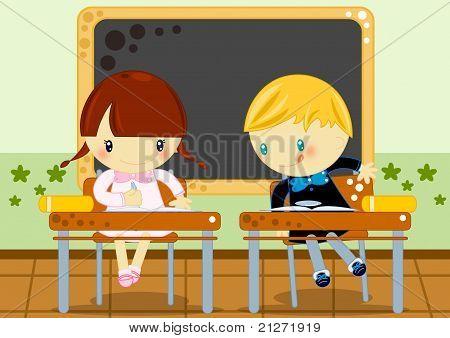 Schule test