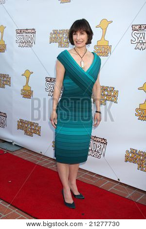 LOS ANGELES - JUN 23:  Gale Anne Hurd arriving at the 2011 Saturn Awards  at Castaways on June 23, 2011 in Burbank, CA