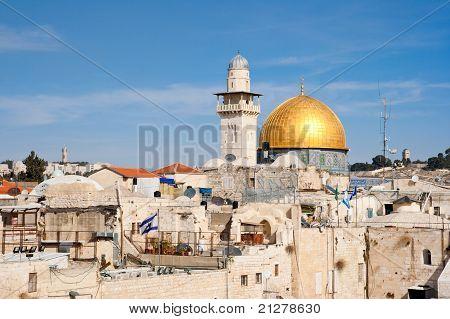 Dome - Jerusalem - Israel