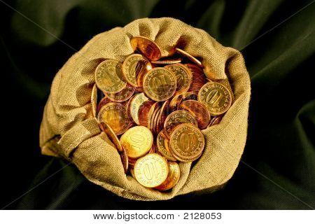 Coins Sack